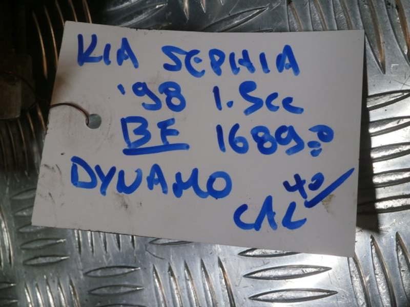 KIA SEPHIA 98 1,5cc BF ΔΥΝΑΜΟ ΚΩΔ:OK24118300