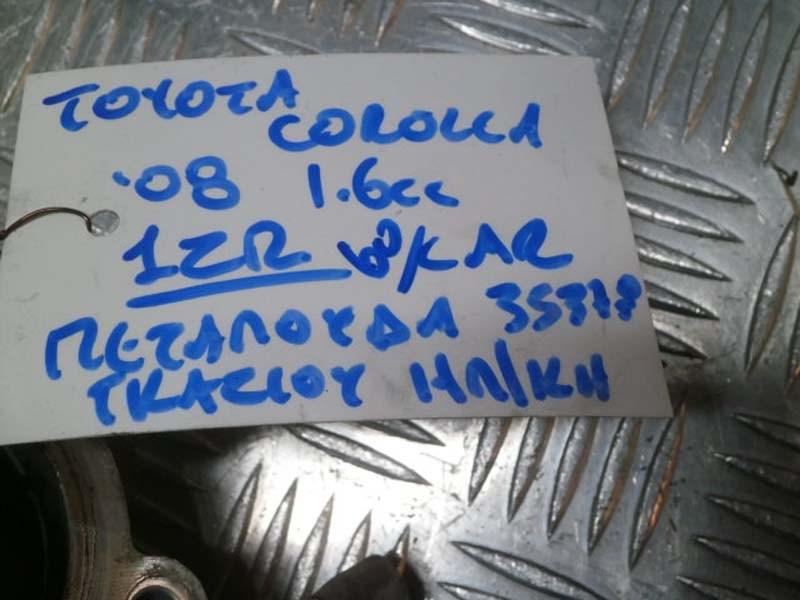TOYOTA COROLLA 08 1,6cc 1ZR ΠΕΤΑΛΟΥΔΑ ΓΚΑΖΙΟΥ ΗΛΕΚΤΡΙΚΗ ΚΩΔ:22030-37010