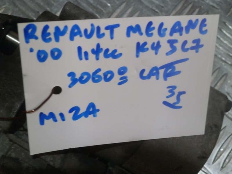 RENAULT MEGANE 00 1.4cc K4JC7 MIZA